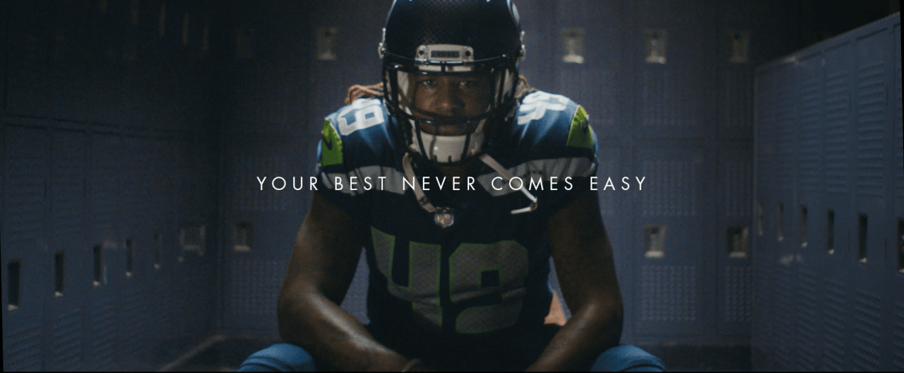 Gillette: Nothing Comes Easy, featuring Shaquem Griffin