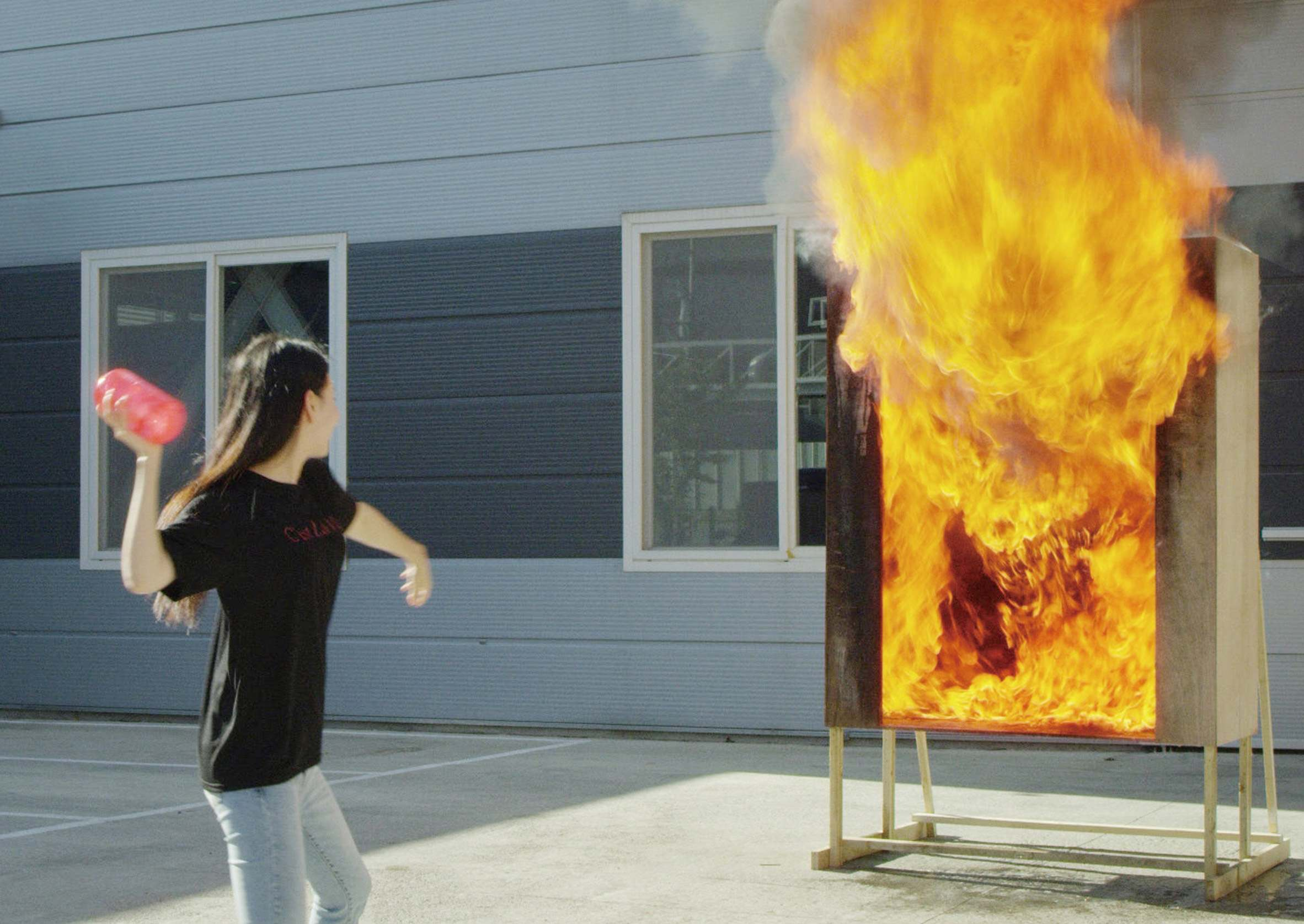 Samsung Fire Amp Marine Insurance Firevase Campaigns Of The World