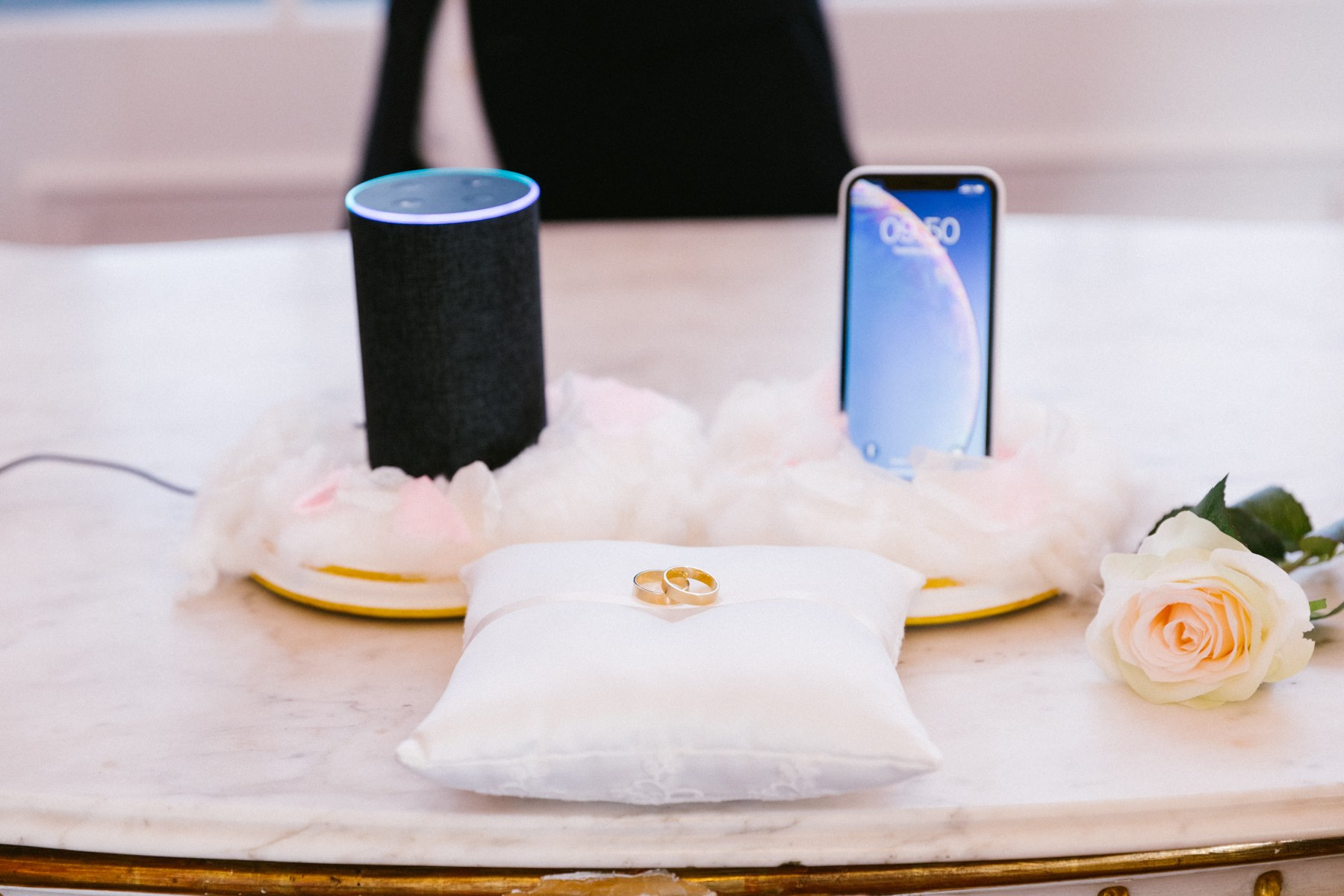 The Wedding of Siri & Alexa